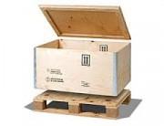 Caisses pliantes en bois - Dimensions (L x l ) cm : De ( 800 x 600 x 600)  à  (1200 x 800 x 600)