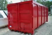 Benne pour déchetterie volume de 8 à 40 m3 - Berce IPN 180