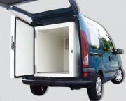 Caisson amovible réfrigéré - Transport de produits sous température dirigée