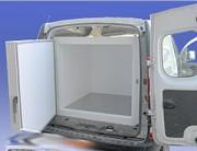 Caisson frigorifique isotherme - Conçu pour recevoir des cagettes normalisées de 60x40cm