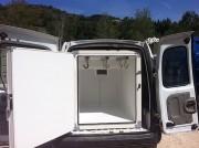 Caisson frigorifique pour utilitaire