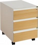 Caisson métallique pour dossiers suspendus - Certifié ISO 14001