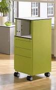Caisson mobile 3 tiroirs - Un espace de rangement supplémentaire