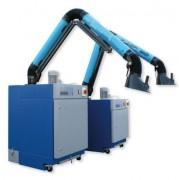 Caisson mobile aspiratoire industriel - Puissance 1.1 KW