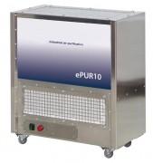 Caisson mobile de traitement des odeurs - Volume : 3 000 m3 - Adsorption par charbon actif