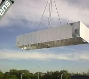 Caisson ventilation - Réduction au niveau du bruit