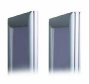 Caissons lumineux 700 x 1000 - Eclairage tangentiel Réf: SL45NT71