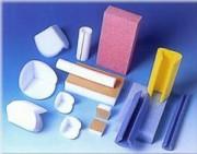 Calage de protection plots adhésifs permanents ou légers - Plots adhésifs permanents ou légers
