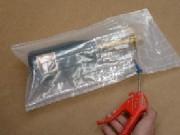 Calage gonflable - Supporte les pressions  jusqu'à 120 Kgs au cm2