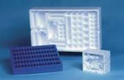 Calage polystyrène expansé - Protection isothermique et une résistance à l'humidité