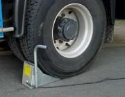 Cale automatique pour camion - Bloques roue