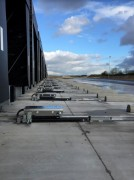 Cale de quai automatique - Couvre la totalité des risques