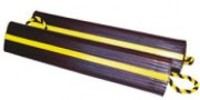 Cale de roue en caoutchouc pour avion - Longueurs disponibles (cm) : 20 - 30 - 60