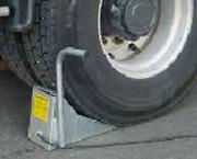 Cale roues asservie - Avec ou sans roulettes