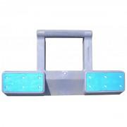 Cale transpalette - Dimensions : 690 x 390 x 80 mm