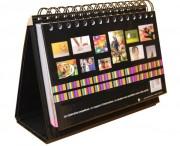 Calendrier de bureau personnalisé - Format standard ou spécifique