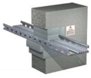 Calfeutrements coupe-feu briques flexibles - Briques flexibles pour le remplissage de la trémie et de mousse expansive