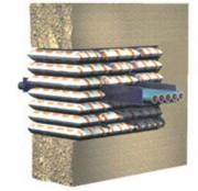 Calfeutrements coupe-feu remplissage coussins expansifs - Pose très facile