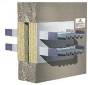 Calfeutrements par double panneaux - Finition - Économique - Évolutif