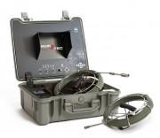 Caméra d'inspection 2 en 1 plomberie et réseaux domestiques - Caméra contrôle canalisations petite plomberie/piscine