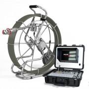Caméra d'inspection vidéo rotative réseaux publics - Pour canalisations d'un diamètre de 60 à 800 mm