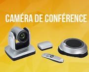 Caméra de conférence - Webcam full HD - Résolution FULL HD 1080p