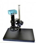 Camera de contrôle industriel - Boitier : Aluminium anodisé - Optique : Focal variable - Full HD