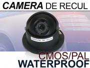 Caméra de recul couleur Orientable mirroir vision de nuit - Réf: CA-3300