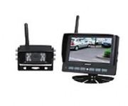 Camera de recul retroviseur - Stationnement sécurisé et vision complète pour véhicule utilitaire