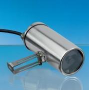 Caméra de surveillance industrie inox
