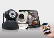 Caméra de surveillance ip wifi motorisé