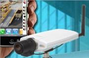 Caméra de vidéosurveillance IP - Caméra numérique de vidéosurveillance IP internet
