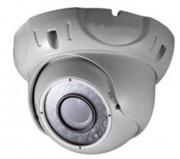Caméra dôme extérieur - Vision nocturne de 35m