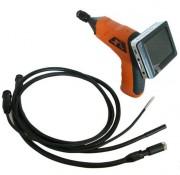 Endoscope industriel à 3 têtes caméra - 3 têtes de caméra vidéo diamètre 16/9/5,5 mm