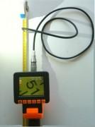 Caméra endoscopique étanche - Autonomie : 3 Heures - Ecran orientable de 3.5 pouces