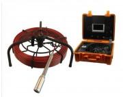 Caméra inspection canalisation assainissement - Tête de camera Φ 40mm technologie fil d'eau