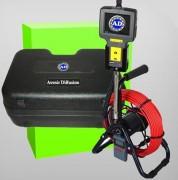 Caméra inspection canalisation de piscine - 25 m de câble - Enregistrement sur carte SD