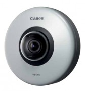 Caméra mini dôme intelligente - Objectif grand angle f/1,6 - Angle de vue à 95°