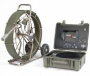Caméra pour inspection canalisations diamètre 60/400 mm - Caméra pour contrôle horizontal des conduites