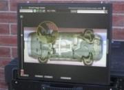 Caméra pour inspection sous véhicule - Haute résolution couleur numérique