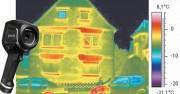 Caméra thermique infrarouge - Détecte des différences de température de 0.1°