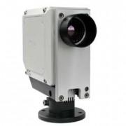 Caméras thermographiques avec coiffe soufflante - Bande spectrale 8 µm à 14 µm - Plages de mesure de -20 °C à 120 °C et 0 °C à 500 °C