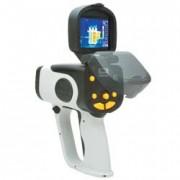 Caméras thermographiques avec pointeur laser - Détecteur : 320X240 pixels-Stockage de 1000 compositions