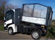 Camion benne avec coffre - Capacité de charge 725 kg