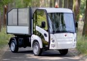 Camion benne hydraulique - Capacité de charge : 779 kg