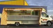 Camion Boucher - Camion de marché VL pour boucher