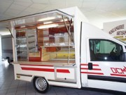 Camion boulangerie - Camion magasin