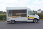 Camion de tournée Boulanger - Boulanger-Pâtissier