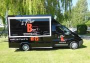 Camion Food truck - Caractéristiques sur mesure