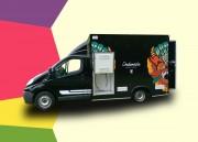 Camion food truck sur mesure - Conception cellule standard ou sur mesure
